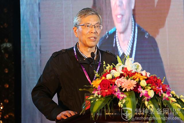 胡祖光会长出席第三届特种装备行业峰会并致开幕辞(组图)