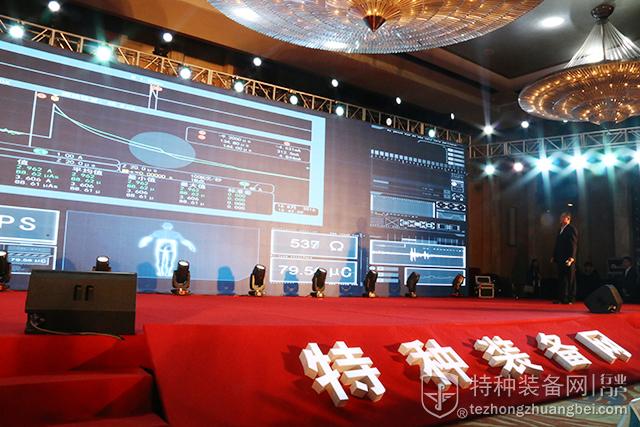 SU LI首席技术官出席第三届特种装备行业峰会并发表题为《沃捷PRX-6新一代反恐防暴利器》主题演讲(附视频)