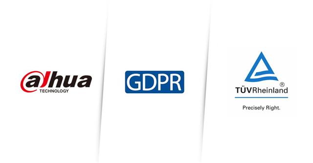 符合欧盟GDPR法规 大华股份IP视频产品获行业首批TÜV莱茵权威认证(组图)