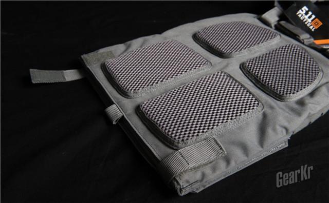 为战术信仰充值——5.11 TacTec Plate Carrier战术背心体验(组图)