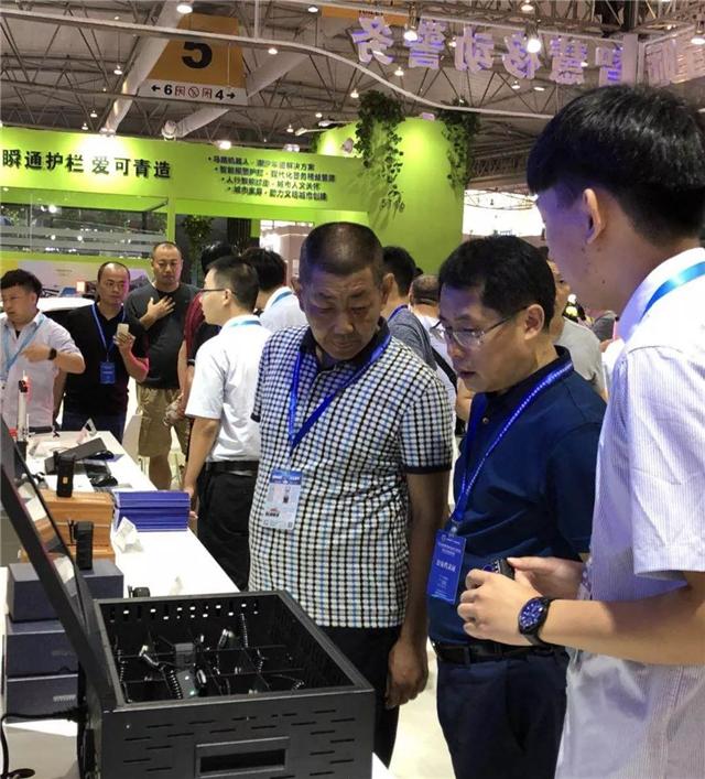 星际精彩亮相第十届中国国际交通安全产品博览会(组图)