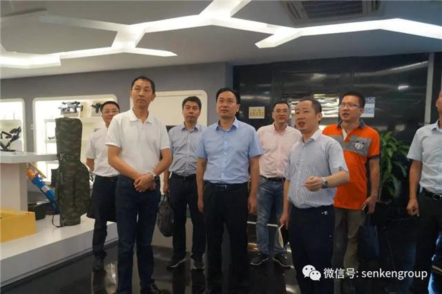 市委常委、组织部长马永良星际调研(组图)