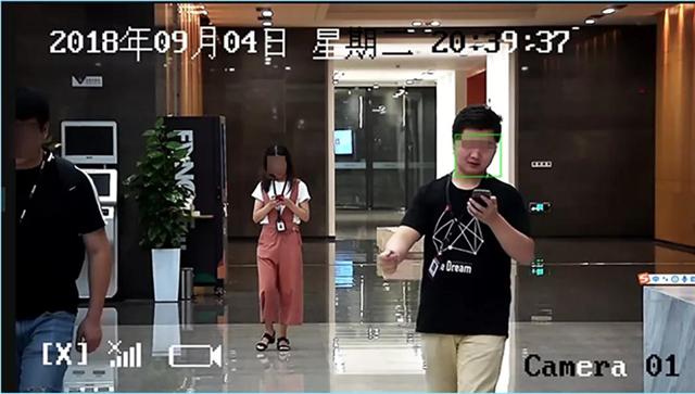 新品|海康威视正式发布专业移动人脸布控枪(组图)