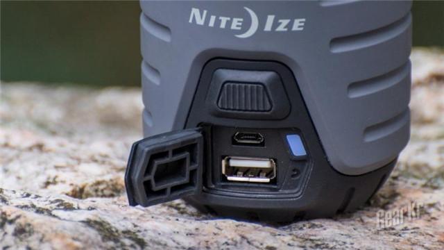 眼前一亮 — Nitelze(奈爱)300流明可充电营地灯评测(组图)