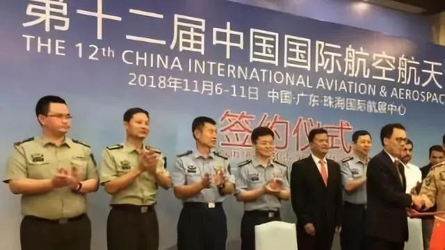 第十二届中国国际航空航天博览会今日开幕(组图)