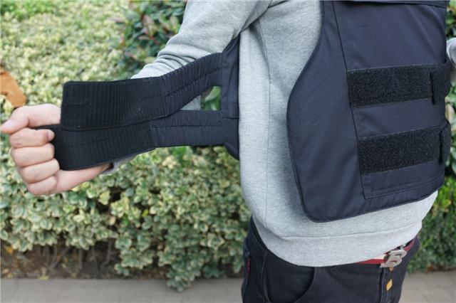 新品|内穿式防弹防刺服(组图)
