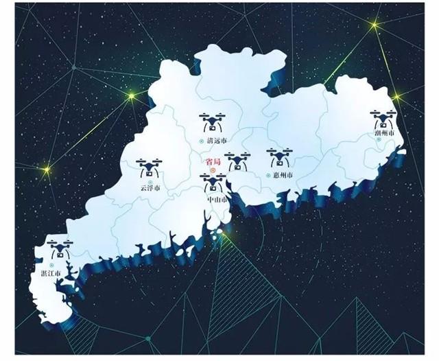 海康威视行业级无人机助力广东水政开拓水政执法新格局(组图)