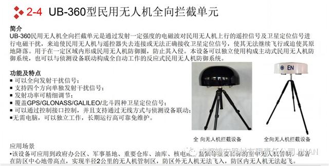 成都锦安公安部装财局列装产品之无人机设备/系统展示(组图)