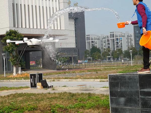 """广东东莞""""无人机驾校""""助力东莞公安打造科技护城墙(组图)"""