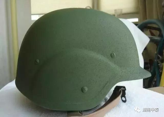 防弹头盔 ▏单兵防护系统的重要组成部分(组图)