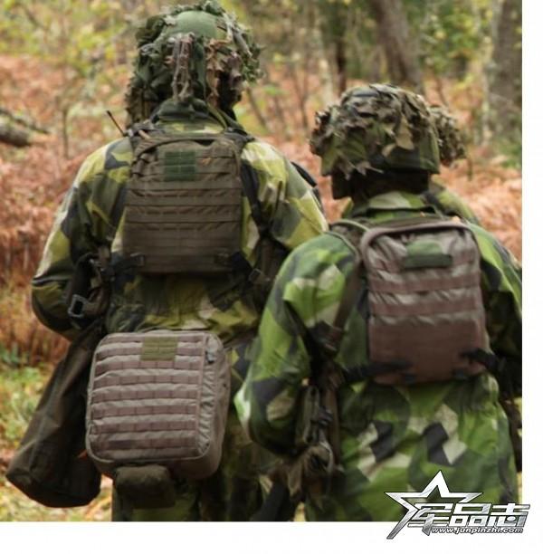 收纳控和洁癖者的旅行佳品:瑞典国防军医疗突击包(组图)