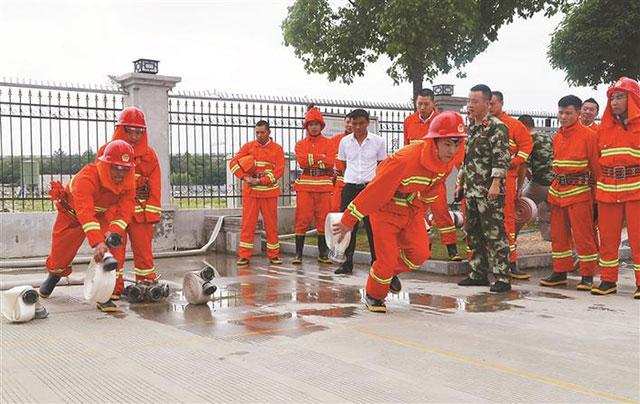 浙江台州椒江:微型消防站全覆盖(图)