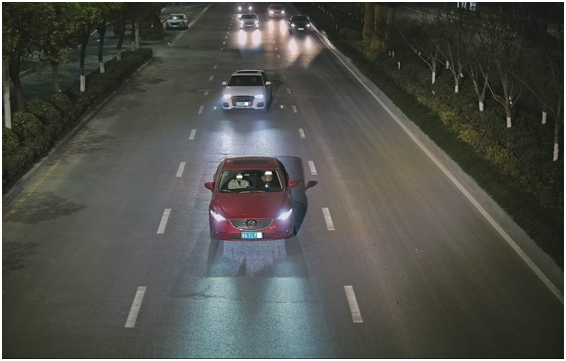大华智能交通慧系列AI生态卡口:愿所有夜行司机都能被温柔以待(组图)