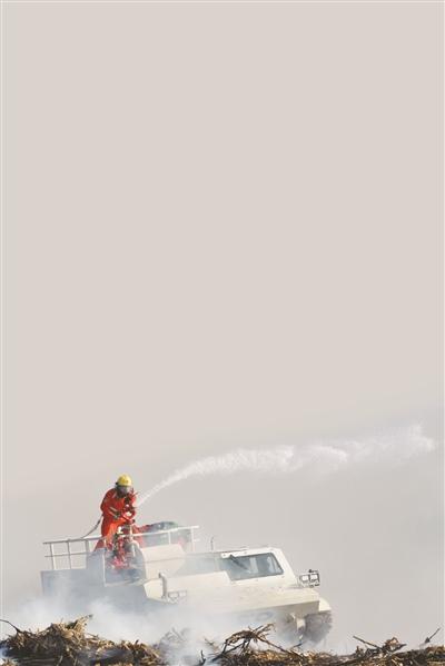 探访辽宁沈阳浑南区应急管理局 揭秘高精森林消防装备(图)