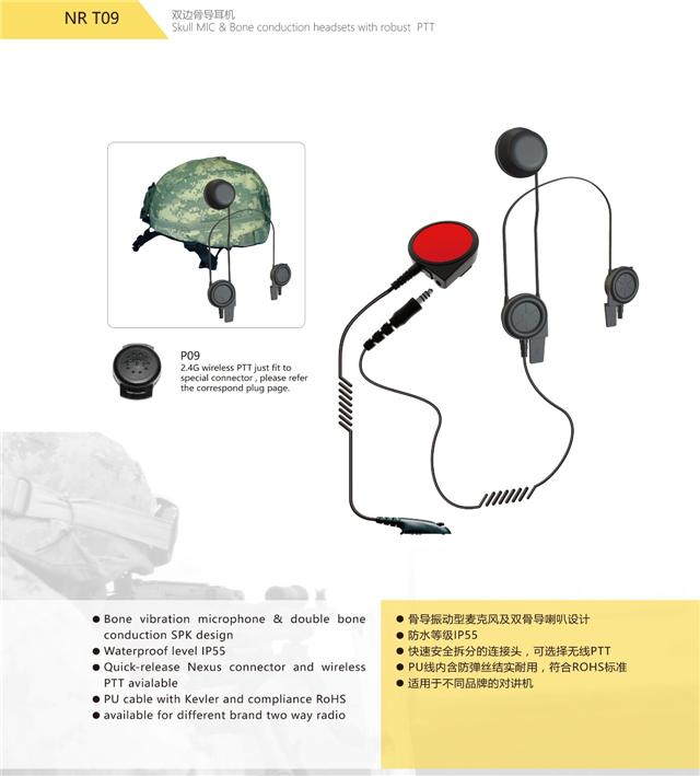 军警用耳机,听的是战斗力!(组图)