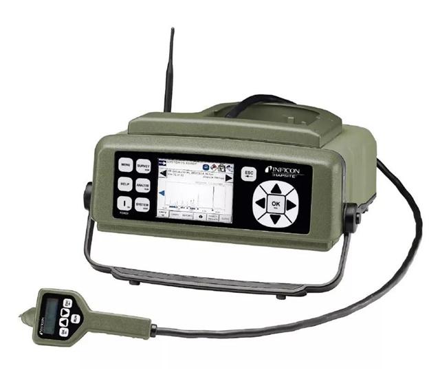 HAPSITE便携式气质联用仪作为现场唯一可用的气质联用仪,在灾后发挥极大的作用(组图)