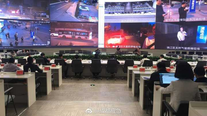 """重庆:""""多场景""""双盲应急演练 筑牢城市安全屏障(图)"""