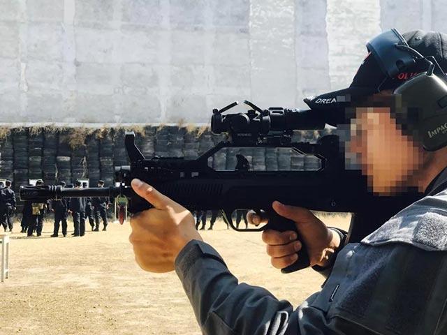 中国轻兵器战术导轨(附视频)