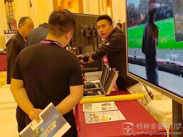 中国积极探索非致命性装备 新理念造就反恐新装备(组图)