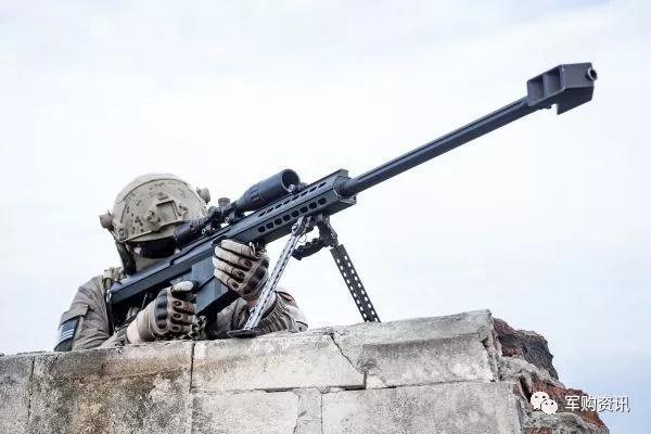 军用智能耳机让狙击手难遁形 利用枪声三角定位(组图)