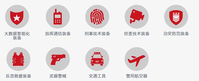 2020第十届中国国际警用装备博览会
