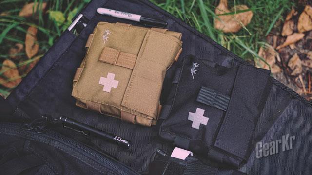 一个主打简单和快取功能的塔虎TT个人急救包(组图)