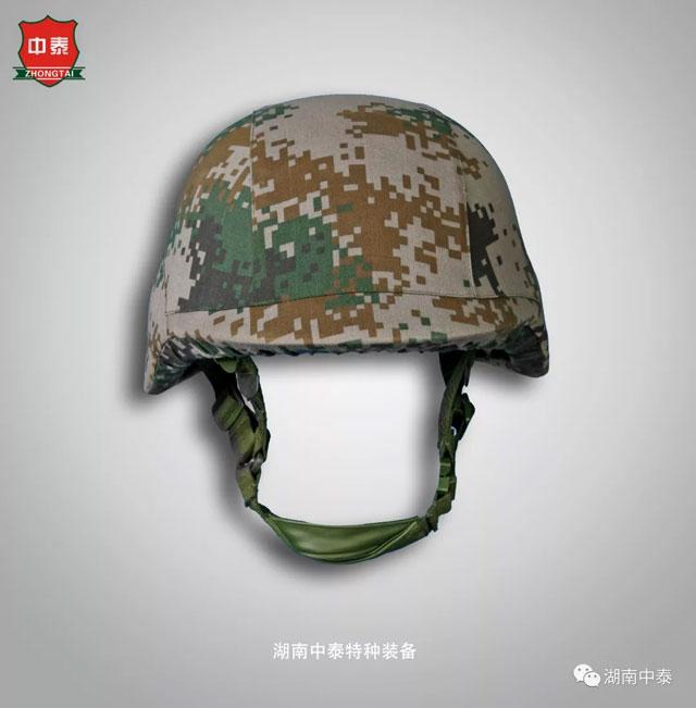 防弹头盔——现代头盔的外形发展趋势(组图)