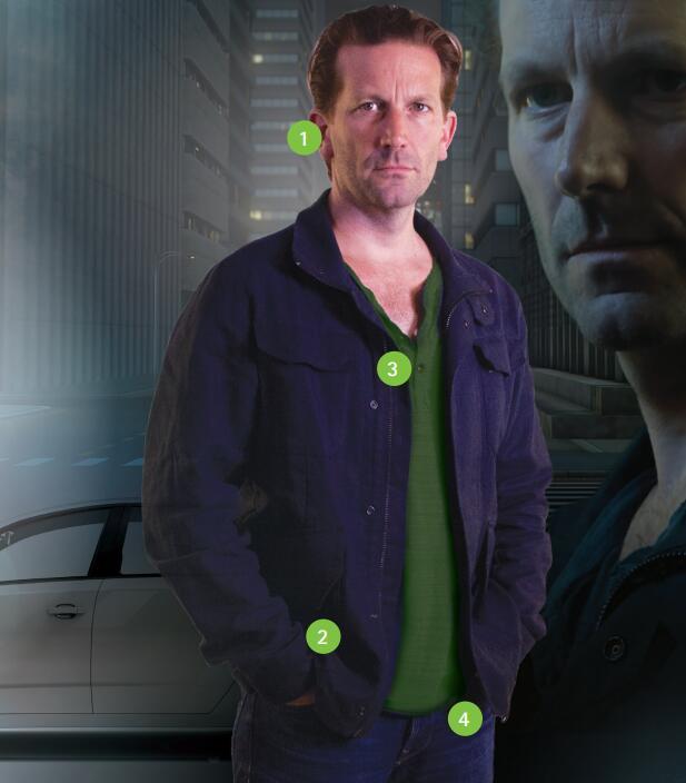 Roger隐蔽系统 全无线式隐蔽降噪耳机(附视频)