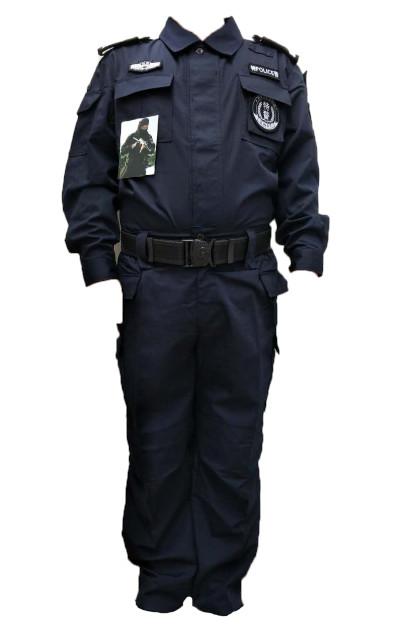 99式警服20年 成建国以来最长久警服!(组图)