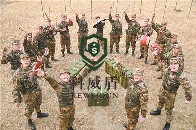 我军野战文化催生战斗力 防护保障不能少!