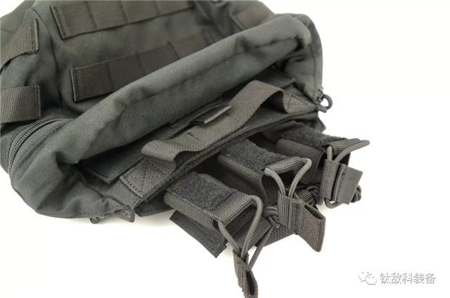 马沙的三倍速 – 钛敌科装备防毒面具突击腿包(组图)
