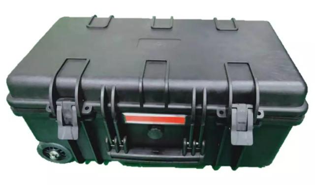 战术版无人机反制系统研制成功 快速反应可搭载各类附件(组图)