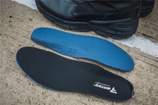 就这样,一双舒适的战靴——BATES EMX®全天候通勤6寸作战靴体验(组图)