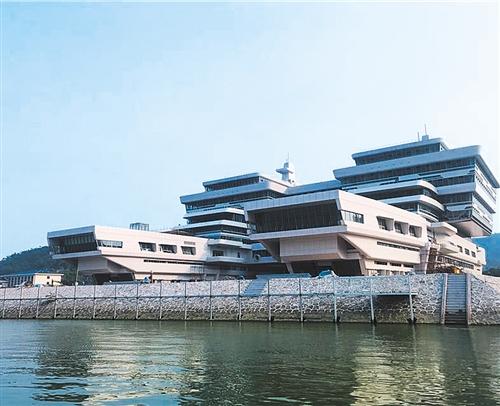 中国首个无人机船研发基地在广东珠海正式建成(图)