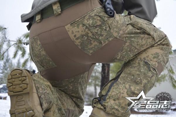 UF Pro Striker HT战术裤多年使用测评(组图)