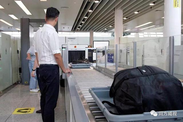 """厦门机场""""智能乘机""""上线,同方威视智能安检解决方案助力机场升级(组图)"""