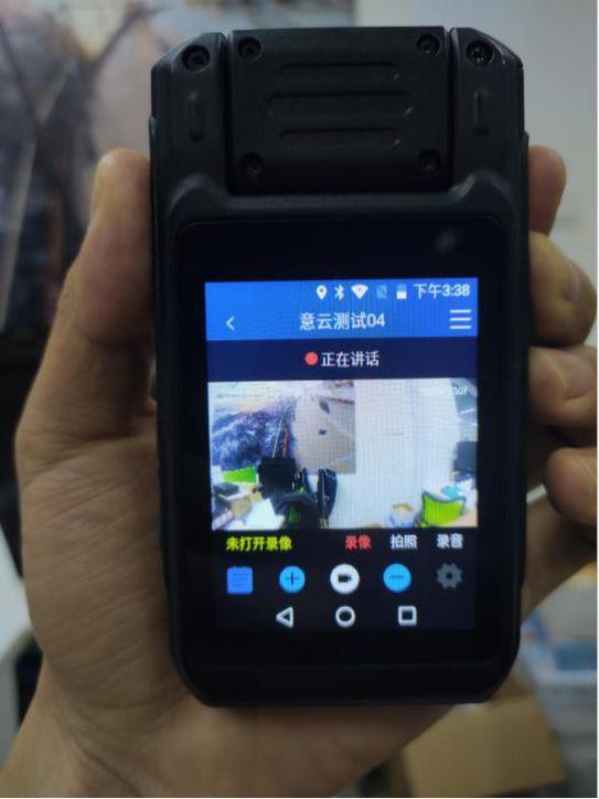 专业可靠,灵动高效,走近EV880执法记录仪(组图)