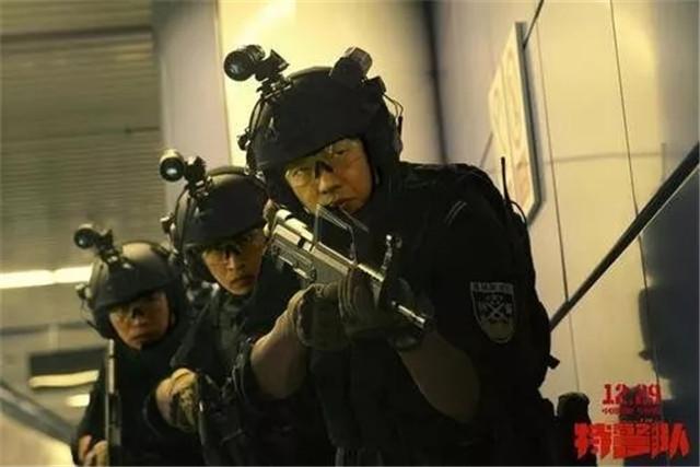 中国特警 守护你(组图)