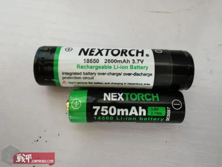 纳丽德NEX带灯便携棍测评(组图)