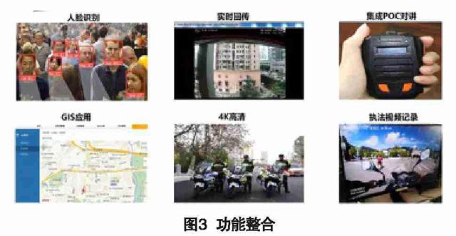 智能执法记录仪在公安合成作战中的应用
