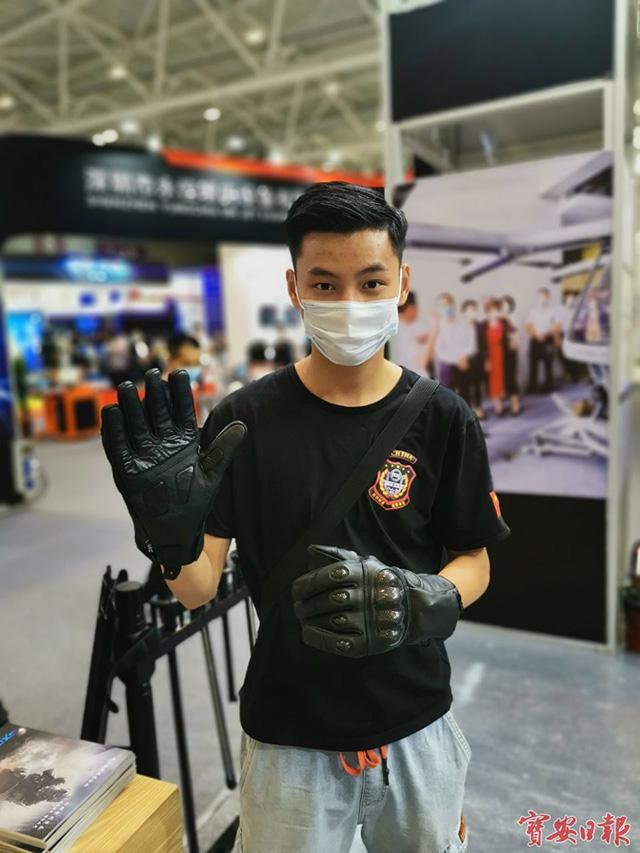 一双手套卖5万元,还能全球热销?快来宝博会了解其中的奥秘…(组图)