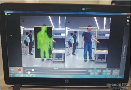太赫兹/毫米波人体安检和人脸识别技术深度融合应用研究