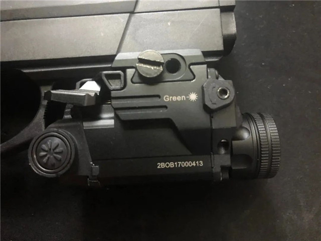 目标明确,破除阻碍,专与黑暗和危险较劲——纳丽德WL30三合一枪灯评测(附视频)