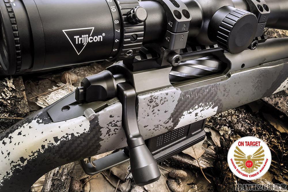 """评测:斯普林费尔德""""航点""""步枪 碳纤维枪管 0.75MOA让人心动"""