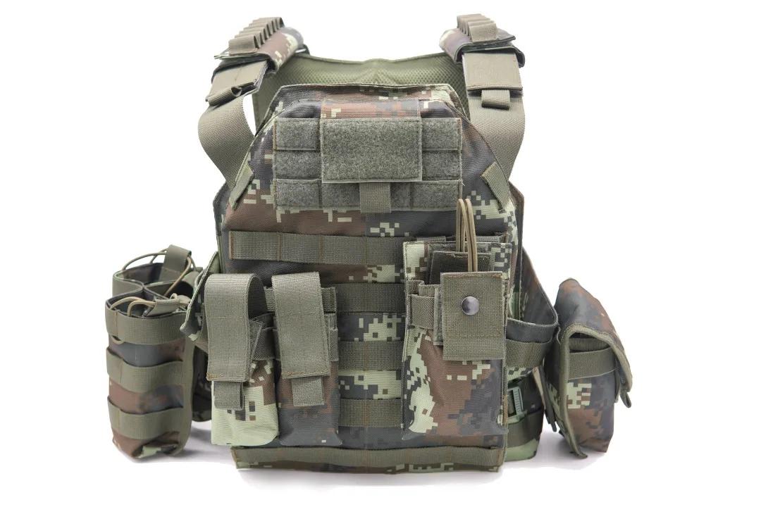 长城防护三款JPC款防弹衣之魅力展现(组图)