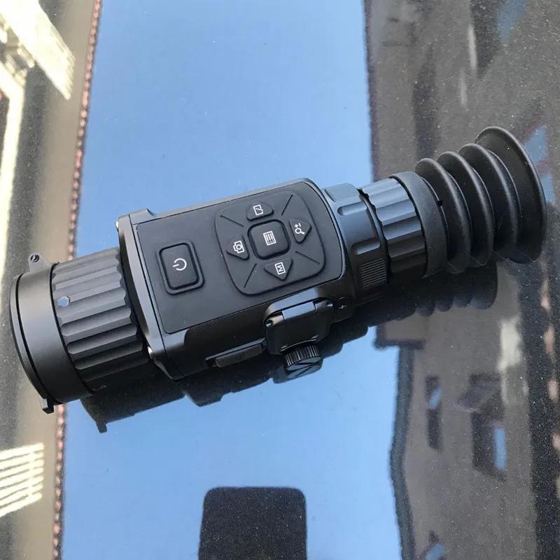 新品 | 堪称入门热瞄里的神器——莱特雷电TH35 搜瞄前一体(附视频)
