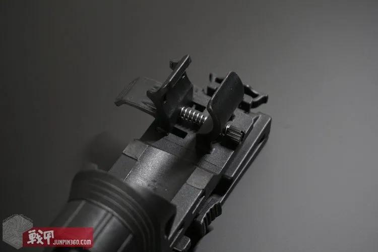 安全随行,格挡利器——纳丽德NEX格挡机械甩棍使用体验(组图)