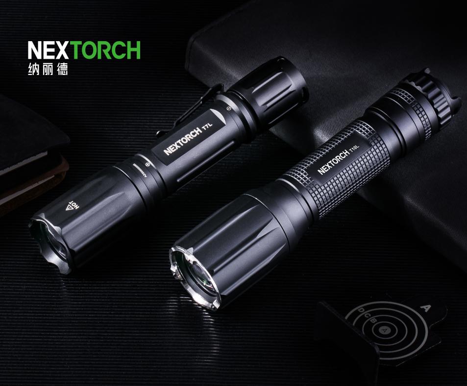 新品上市丨L10/L10 MAX白激光1200米远射手电,随身的安全卫士
